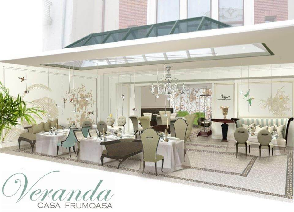 About Veranda Inspiration Veranda Dining Rooms Concept